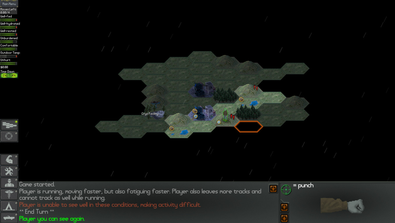 Neo scavenger sur qwant games.