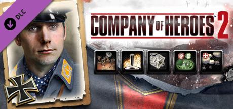 CoH 2 - German Commander: Luftwaffe Supply Doctrine