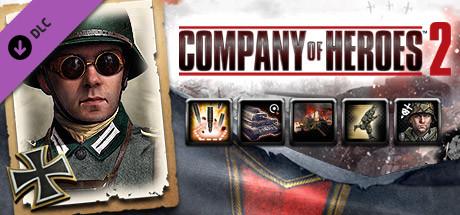Company of Heroes 2 - German Commander: Encirclement Doctrine