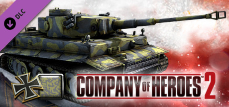 COH 2 - German Skin: (H) Voronezh Improvised Pattern