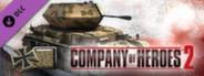 Company of Heroes 2 - German Skin: (M) Case Blue Summer Pattern