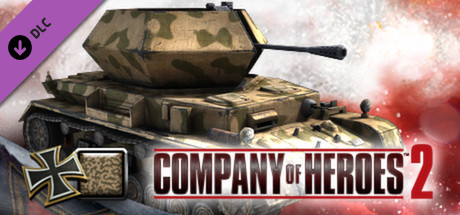 COH 2 - German Skin: (M) Case Blue Summer Pattern