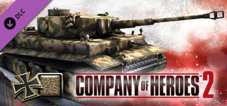 COH 2 - German Skin: (H) Case Blue Summer Pattern