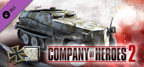 COH 2 - German Skin: (L) Stalingrad Winter Pattern