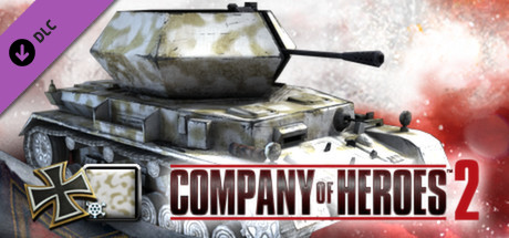 Company of Heroes 2 - German Skin: (M) Stalingrad Winter Pattern