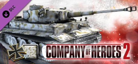 Company of Heroes 2 - German Skin: (H) Stalingrad Winter Pattern