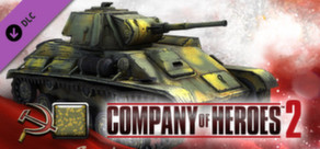 CoH 2 - Soviet Skin: (L) Two Tone Spring Front