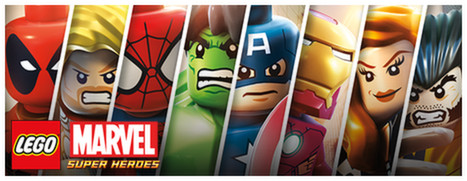 LEGO® Marvel™ Super Heroes - 乐高® Marvel™ 超级英雄