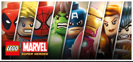 LEGO® Marvel™ Super Heroes Cover Image