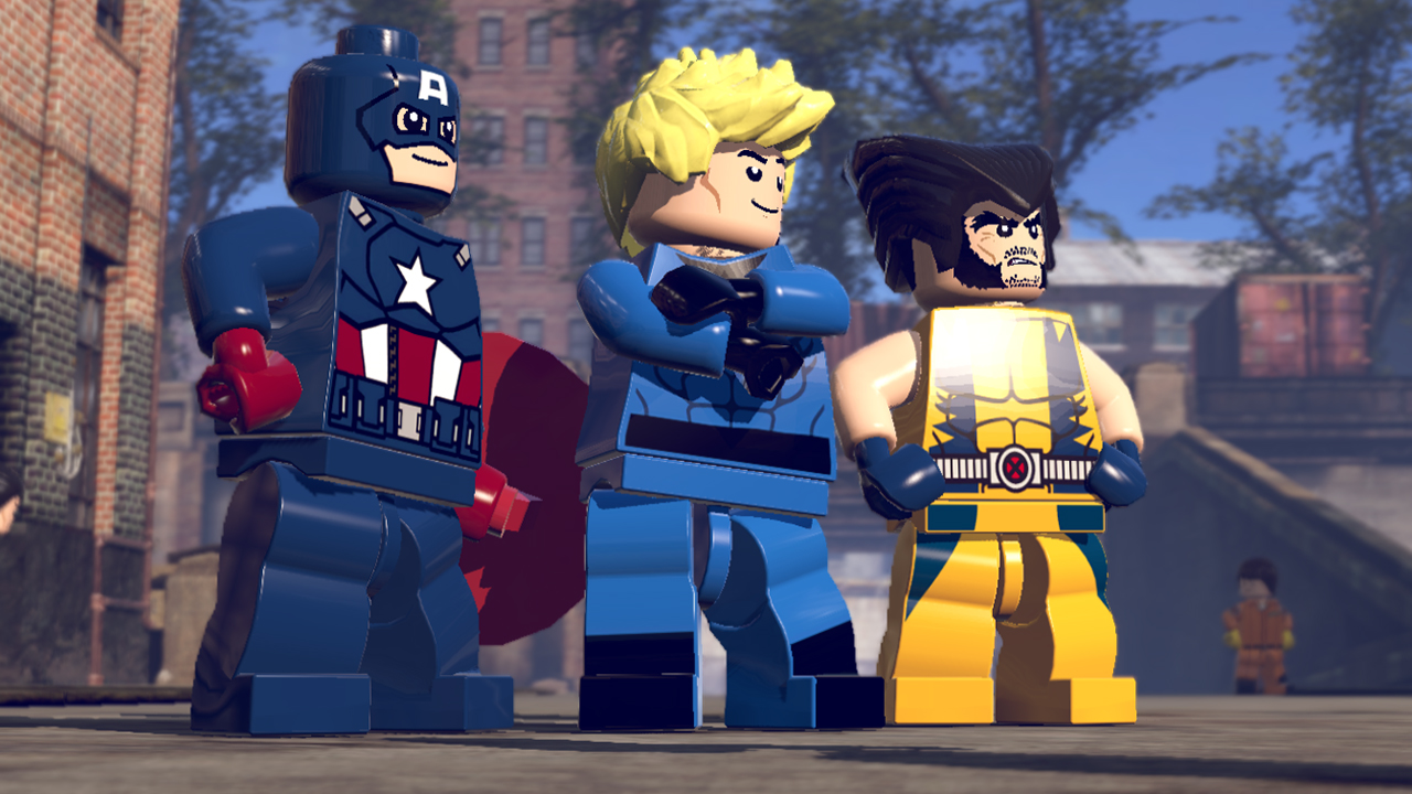 Lego Marvel Super Heroes On Steam