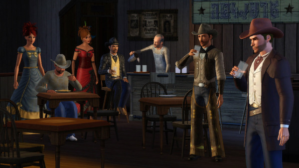 The Sims 3 - Movie Stuff