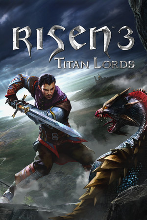 Risen 3 - Titan Lords poster image on Steam Backlog