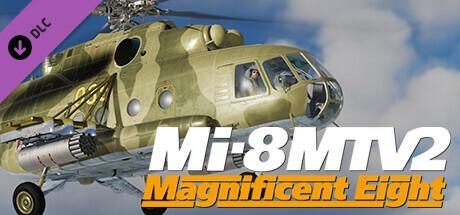 Mi-8 MTV2 Magnificent Eight | DLC