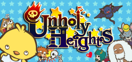 Unholy Heights cover art
