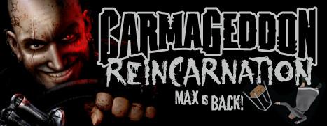 Carmageddon: Reincarnation - 狂飙飞车:再生