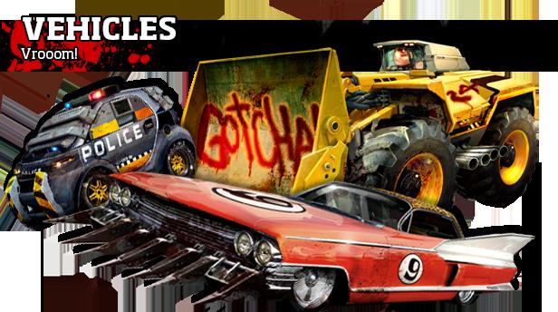 NUvehicles Carmageddon: Reincarnation-CODEX