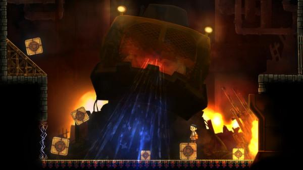 скриншот Teslagrad 1