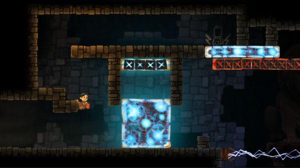 скриншот Teslagrad 5