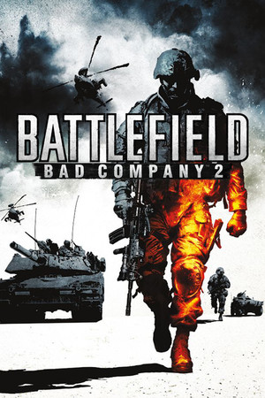 Battlefield: Bad Company 2 poster image on Steam Backlog