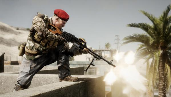 скриншот Battlefield: Bad Company 2 4