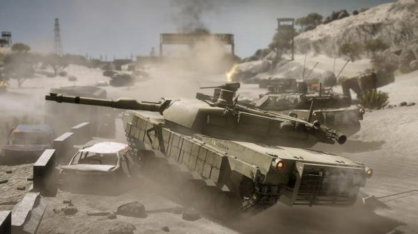скриншот Battlefield: Bad Company 2 2