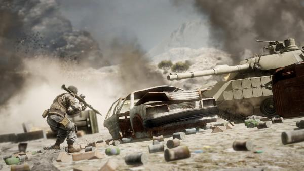 скриншот Battlefield: Bad Company 2 1