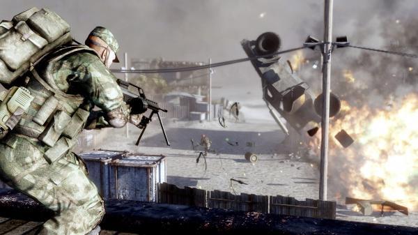 скриншот Battlefield: Bad Company 2 0