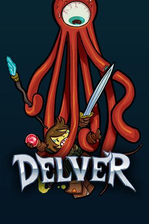 Delver poster image on Steam Backlog