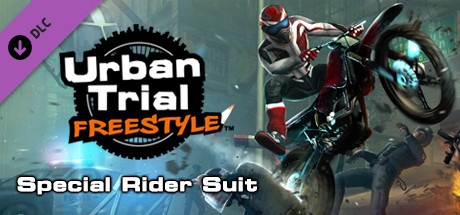 Urban Trial Freestyle Special Rider Suit DLC