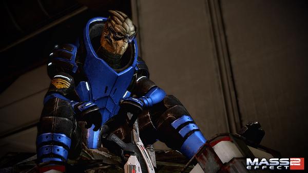 скриншот Mass Effect 2 0