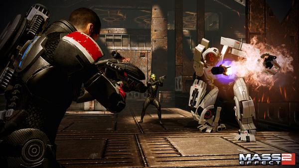 скриншот Mass Effect 2 3