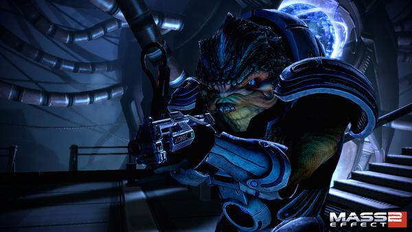 скриншот Mass Effect 2 2