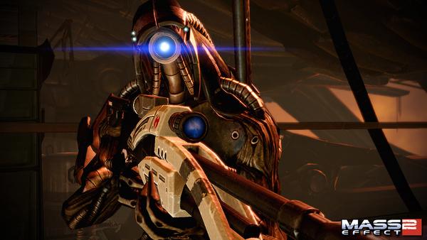 скриншот Mass Effect 2 4