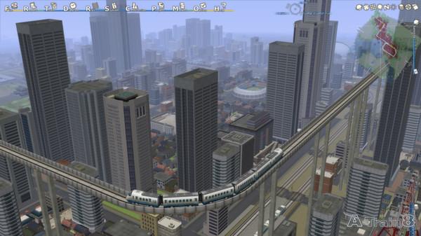 скриншот A-Train 8 2
