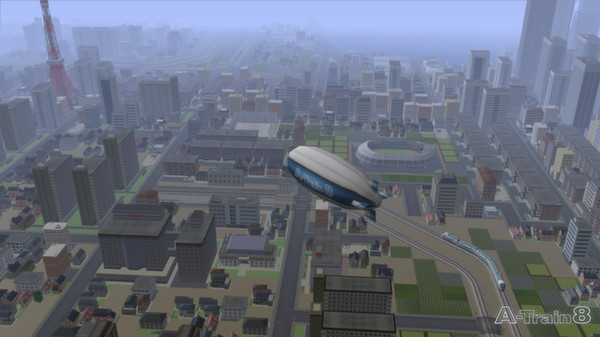 скриншот A-Train 8 4