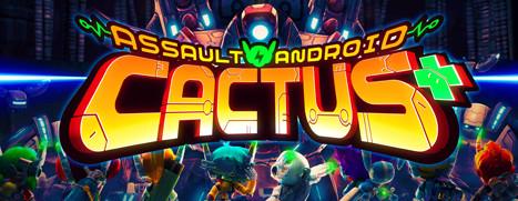 Assault Android Cactus - 进击的卡图斯