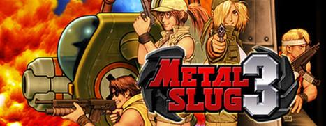 METAL SLUG 3 - 合金弹头 3
