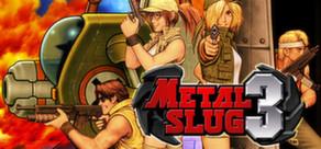 METAL SLUG 3 cover art