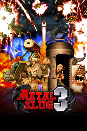 METAL SLUG 3 poster image on Steam Backlog