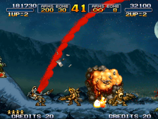 Metal Slug 3 Multilenguaje ESPAÑOL PC (ALiAS) 4