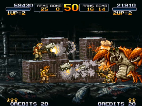 Metal Slug 3 Multilenguaje ESPAÑOL PC (ALiAS) 2