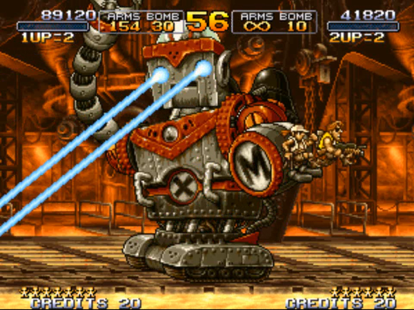Metal Slug 3 Multilenguaje ESPAÑOL PC (ALiAS) 8