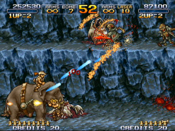 Metal Slug 3 Multilenguaje ESPAÑOL PC (ALiAS) 5
