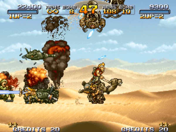 Metal Slug 3 Multilenguaje ESPAÑOL PC (ALiAS) 9