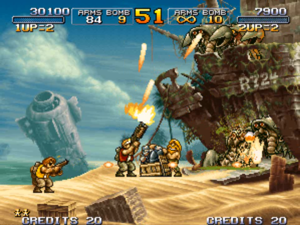 Metal Slug 3 Multilenguaje ESPAÑOL PC (ALiAS) 1
