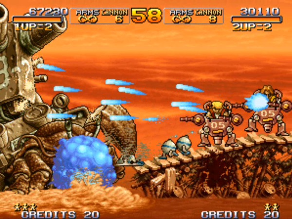 Metal Slug 3 Multilenguaje ESPAÑOL PC (ALiAS) 3