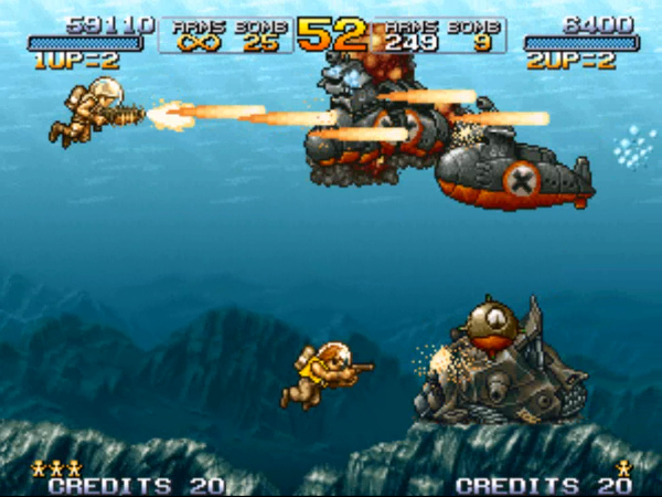 Metal Slug 3 Multilenguaje ESPAÑOL PC (ALiAS) 6