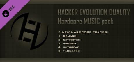 Hacker Evolution Hardcore Music Pack