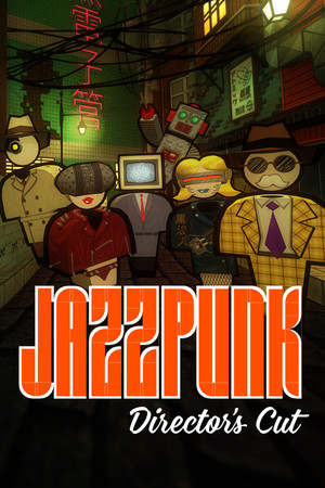 Jazzpunk: Director's Cut poster image on Steam Backlog