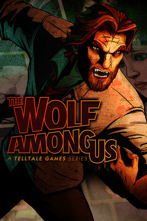The Wolf Among Us poster image on Steam Backlog